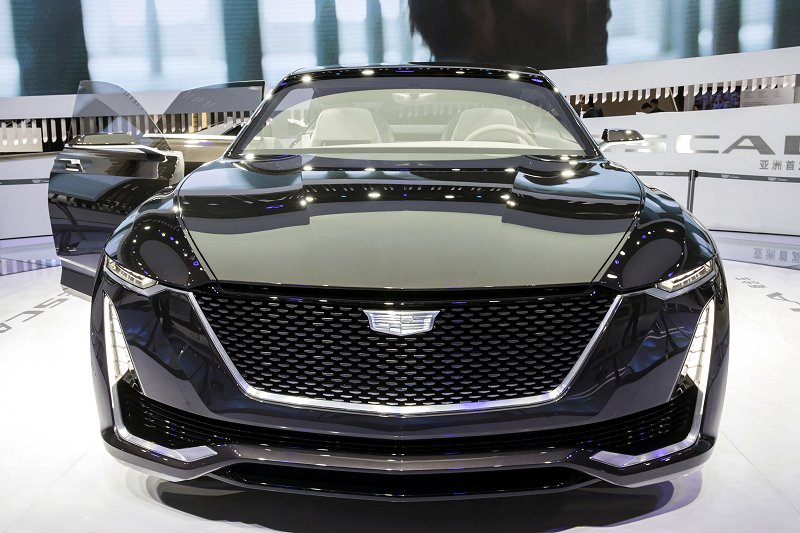 電子版 米gm ev 自動運転技術をキャデラックで先行導入へ 自動車
