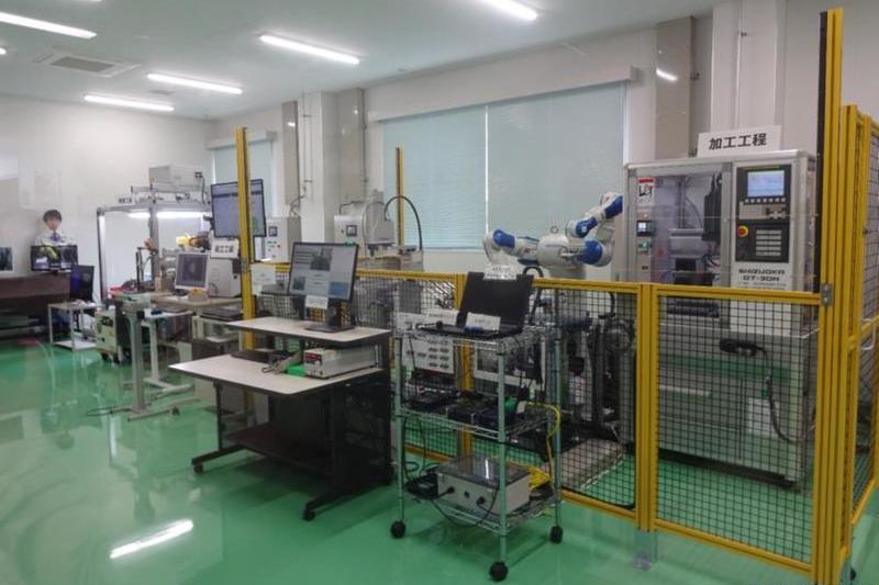茨城県、IoT開発支援 工技センターに実証用新棟