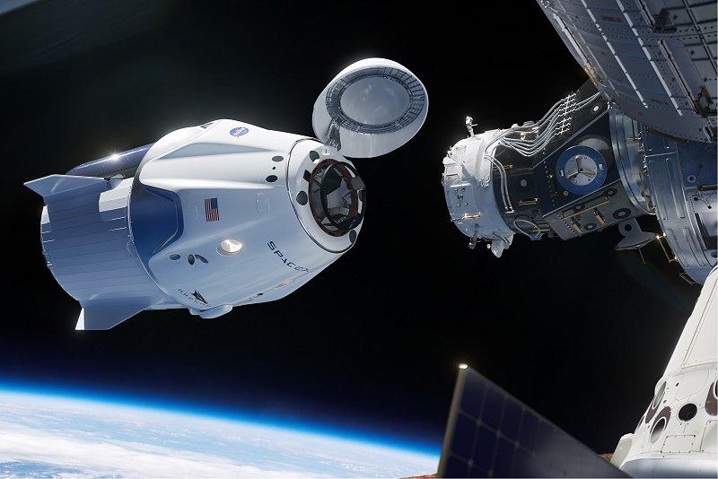 電子版】スペースXの有人宇宙船...