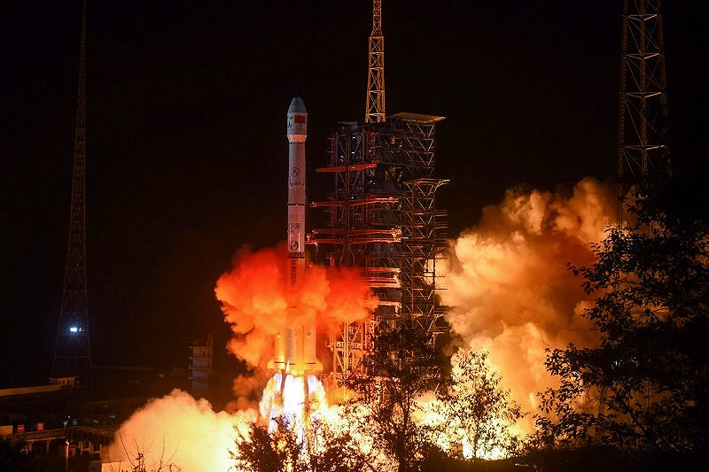 無人 探査 機 中国
