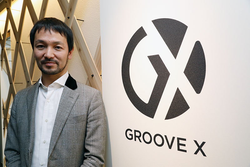 GROOVE X・林要代表取締役インタビュー - 経済産業省 METI Journal