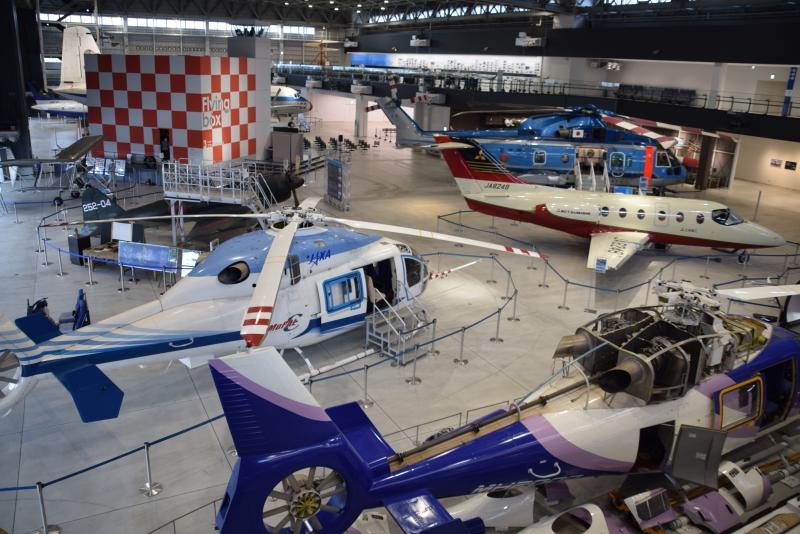 産業博物館を訪ねる/愛知県 あいち航空ミュージアム(愛知県豊山町)