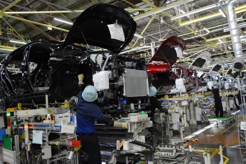 車減産、難しい局面続く 需要変動で求められる柔軟な対応