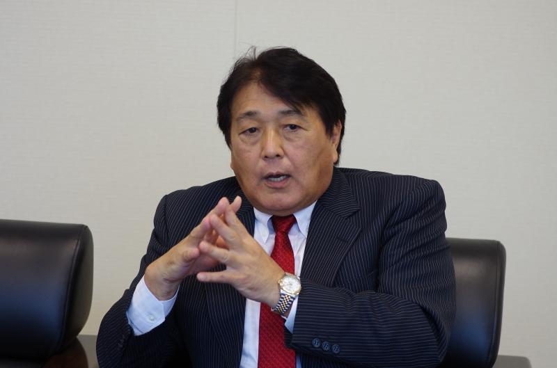 私の経営哲学(25)ロート製薬社長・杉本雅史氏 柱を増やし成長支える