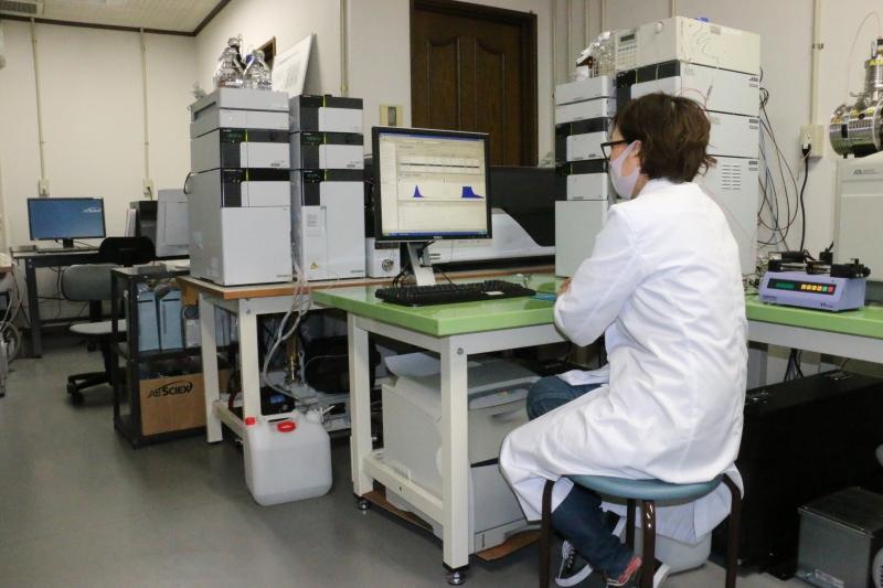食環境衛生研究所、カビ毒の分析方法確立