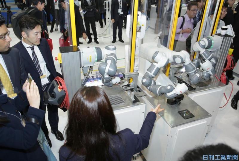 ロボット展盛況裏に閉幕 来場13万480人