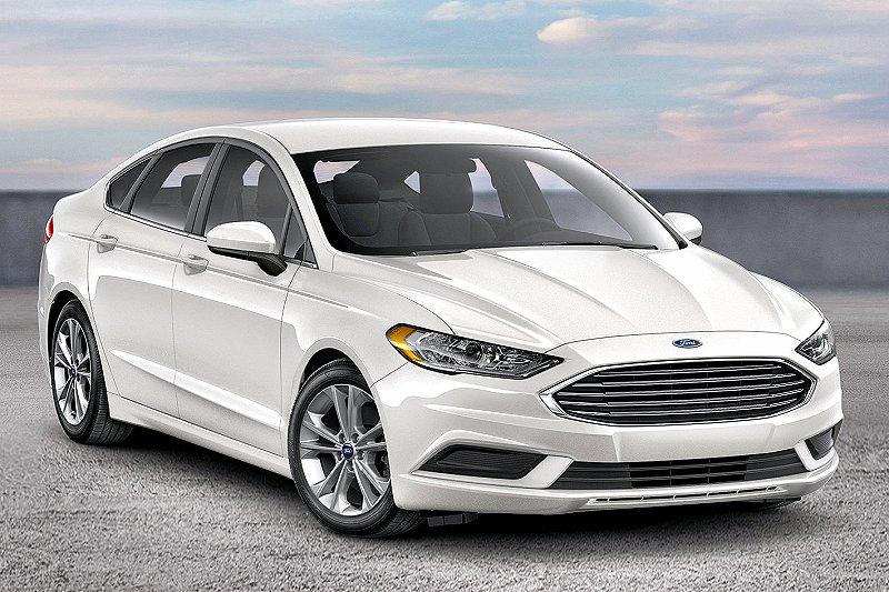 電子版】フォード、北米でセダン販売終了 大型車に集中 | 自動車・輸送 ...