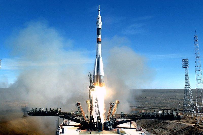 電子版】ロシア宇宙企業、来月3日にソユーズ再打ち上げか ISSへ有人 ...