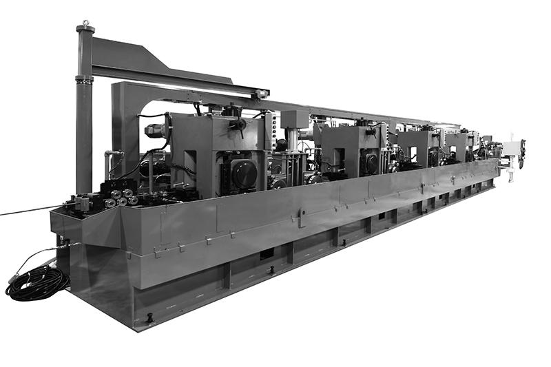 産業・社会の基盤を担う 線材加工機と関連機器