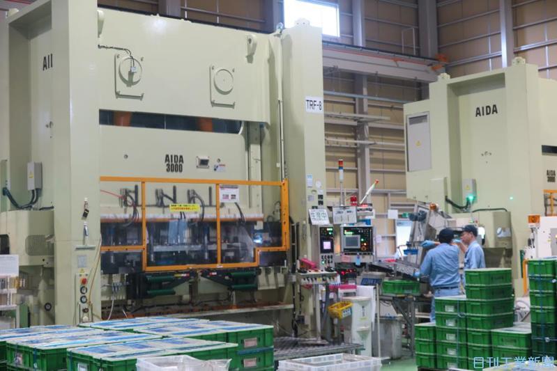 現場 最前線をゆく(8)富士プレス/横根第一工場