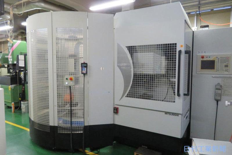 長津製作所、金型部品加工を自動化 年産能力3割向上