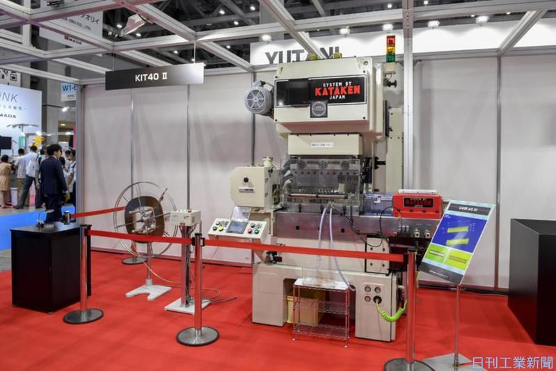 型研精工、初の中計 装置事業で海外販売拡大