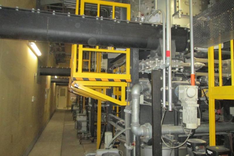 コマツ、粟津工場にバイオマスボイラ増設 木材チップでCO2削減