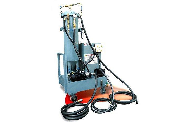 ユニマグテック、超硬合金の研削用濾過装置 低コスト・高純度切り粉回収