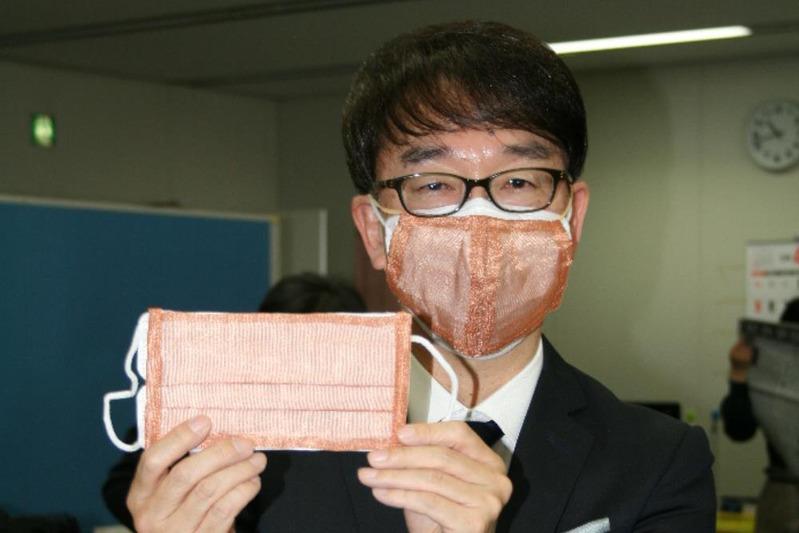 グッドアイと明清産業、殺菌性能シート マスクや手袋に