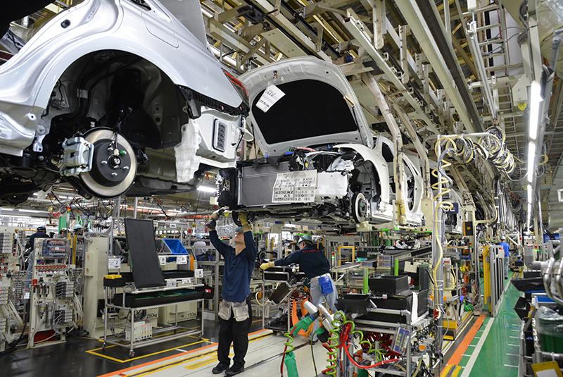 新型コロナ/トヨタ、国内2工場再開 田原・宮田は来週まで休止