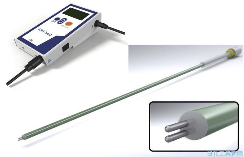コスミックエムイー、腹腔鏡下用の筋刺激装置 鎖肛の治療補助