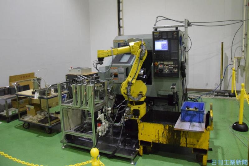 豊和工業、協働・視覚ロボ導入しSI提案強化 専任チームでノウハウ蓄積