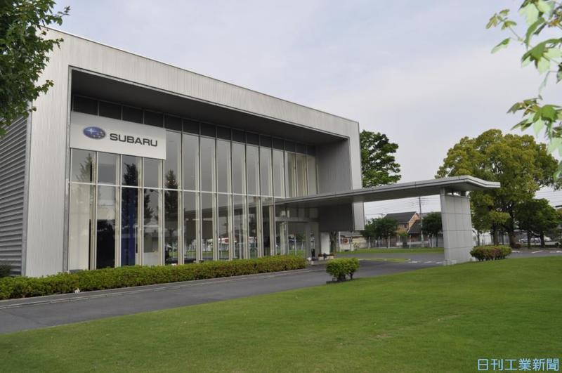 産業博物館を訪ねる/スバル スバルビジターセンター(群馬県太田市)