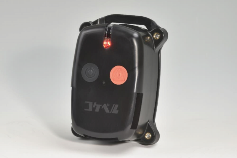 エア・ウォーター防災、作業者の昏倒状態検知する警報装置