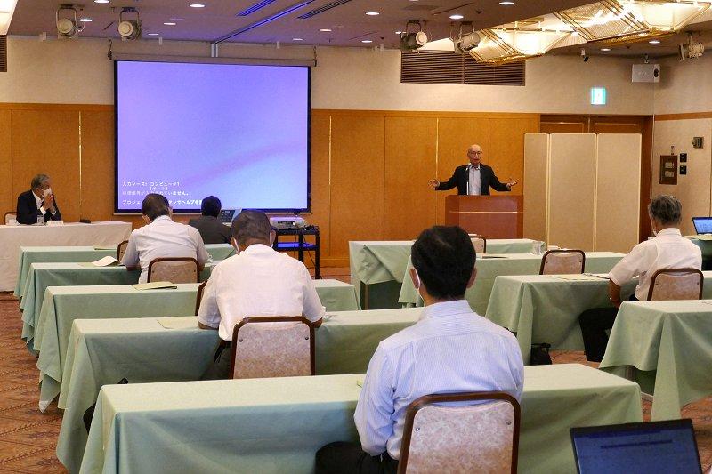 日本防災産業会議/第5回通常総会 コロナ、風水害、地震…複合災害に備える
