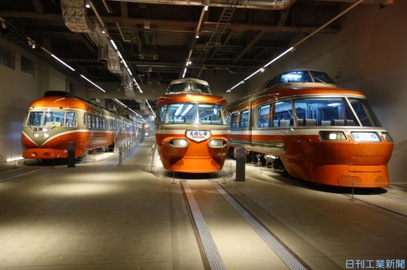 産業博物館を訪ねる/小田急電鉄 ロマンスカーミュージアム(神奈川県海老名市)