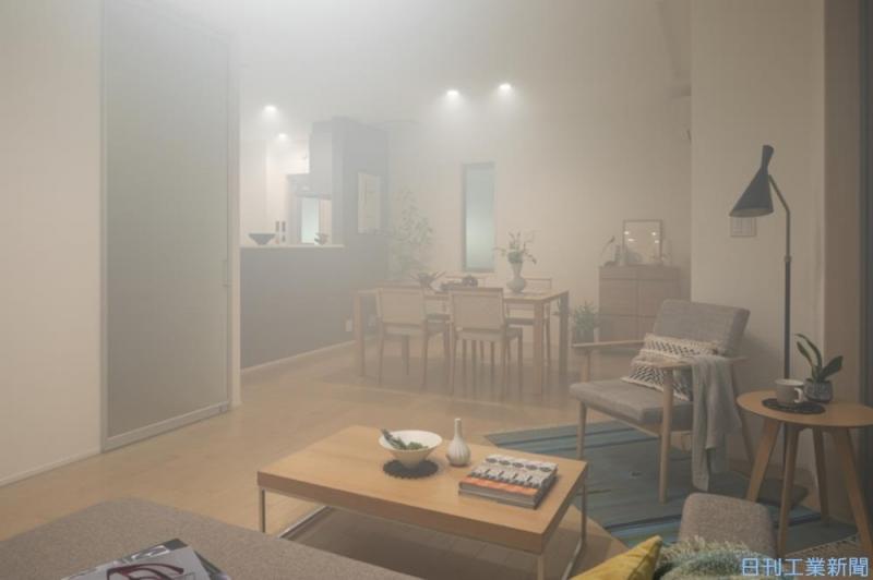 ニュース拡大鏡/ハウスメーカー、換気システム提案に力 一戸建て住宅向け好調