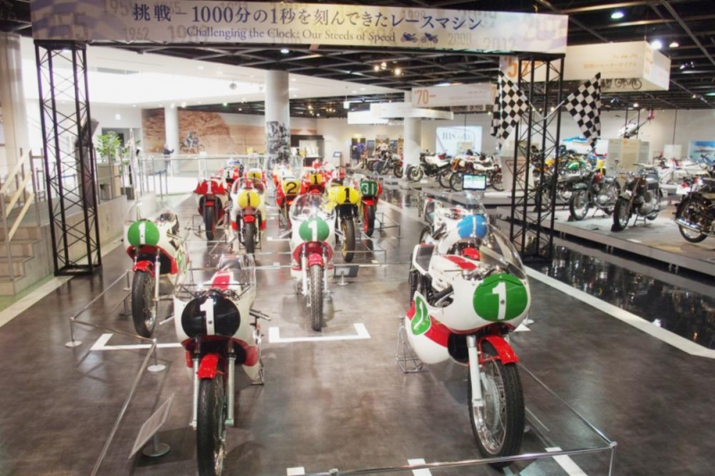 産業博物館を訪ねる/ヤマハ発動機 コミュニケーションプラザ(静岡県磐田市)