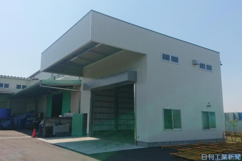 タジリ、人材確保へ本社工場刷新 作業環境改善