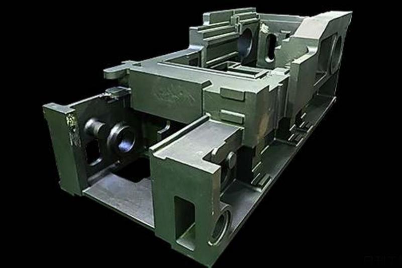 友鉄工業、3Dデータで鋳造・加工 大物の納期3週間