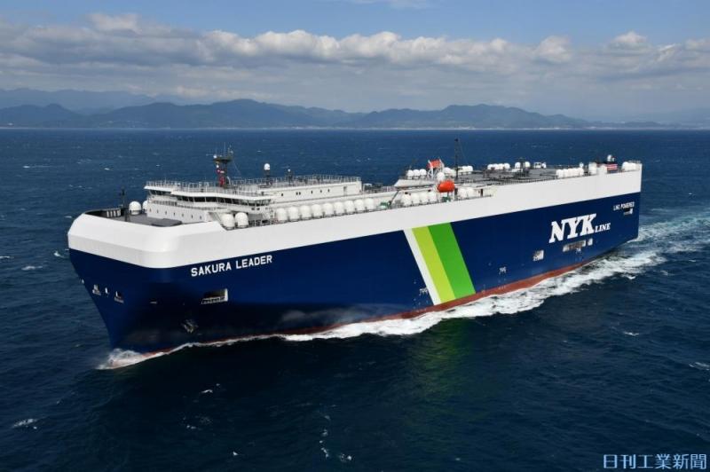 海運、脱炭素へ積極投資 地球環境に優しい輸送提供