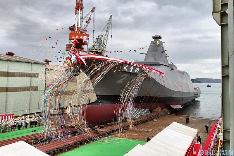 防衛白書、装備技術基盤の強化急ぐ 諸外国で戦闘様相一変