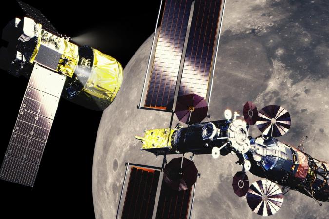 月の魅力、産業界も注目 国際探査計画、日本も参加