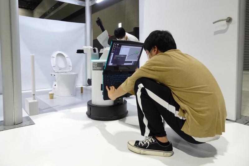 WRS・ロボット愛知大会 コロナへの挑戦(1)プラットフォーム効果