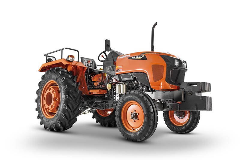 クボタ、インド向け農機増産 1万2000台生産維持