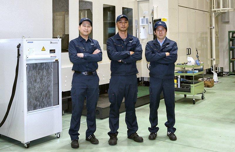 活躍する若手技術者/名古屋特殊鋼「金型機械加工の競争力強化へ 新成形法・高精度化に挑む」