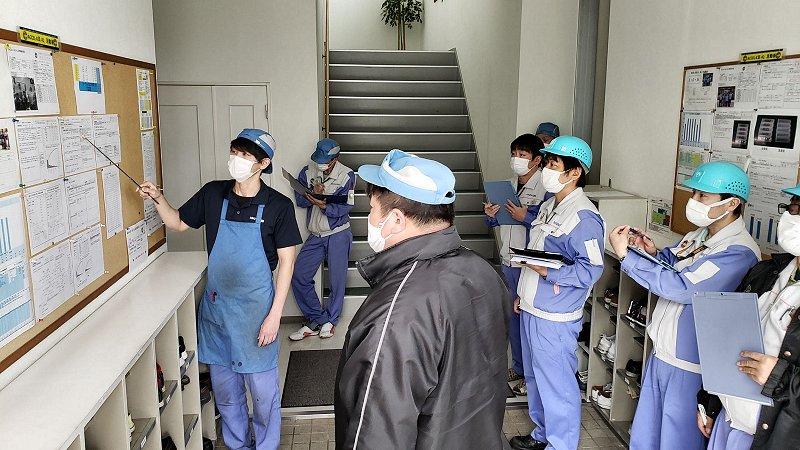 モノづくりTREND/カイゼン最前線 片桐製作所 全員参加で原価低減