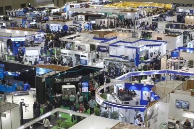 工作機械見本市、名古屋で来月20―23日に開催 コロナ対策で出展8%減