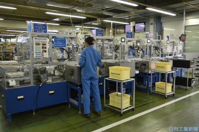 島精機製作所-工程変更・自動化仕様で成功