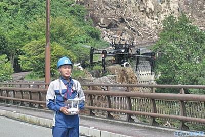 損保ジャパン日本興亜-損害調査にドローン活用