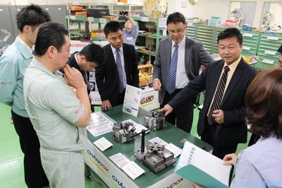 台湾企業、コトブキの展示会に出展 日本進出探る