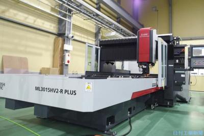 管製作所、板金工場を稼働 主力洗浄機の短納期化狙う