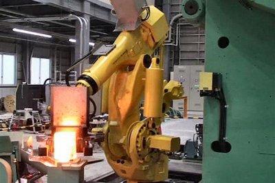 東洋理機工業 熱間鍛造、3K改善に照準