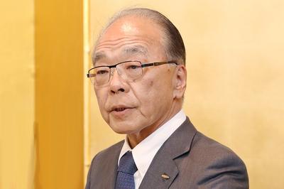 経営ひと言/日本工作機械工業会・飯村幸生会長「コロナで変化」