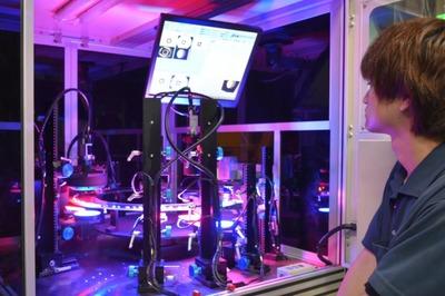 大阪フォーミング、圧造部品の全数品質保証 最新画像検査機を導入