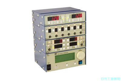 IoTで鍛圧機監視・検出 理研オプテック、一体取り付け装置