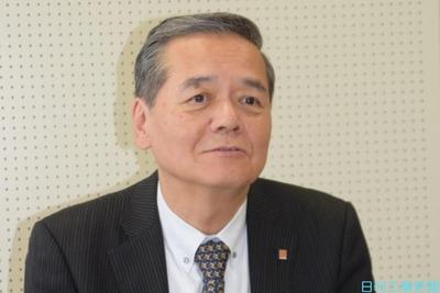 MF-TOKYO2019/インタビュー(17)ヤマザキマザック常務執行役員