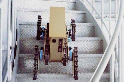 アイザック、小型クローラーロボ投入 災害対応・プラント点検に