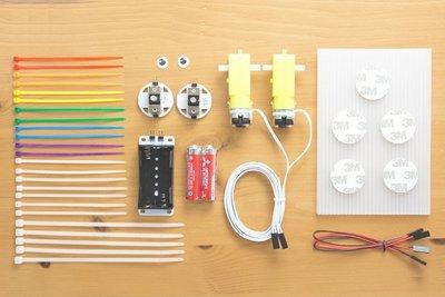 ユカイ工学、小学生ロボコン向けにキット