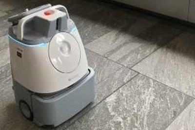 東急コミュニティー、管理ビルに清掃ロボ導入 効率化・省人化